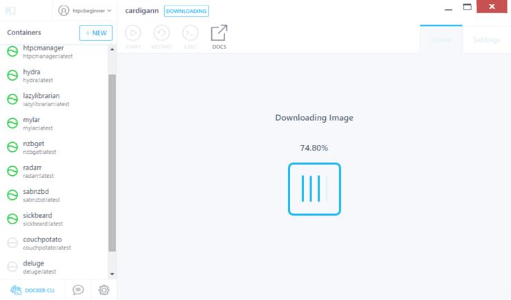 Cardigann Docker Hub Download