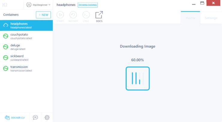 Headphones Docker Hub Download