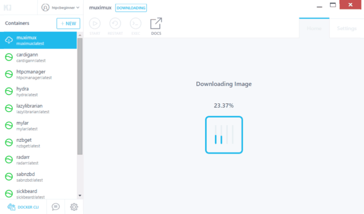Muximux Docker Hub Download