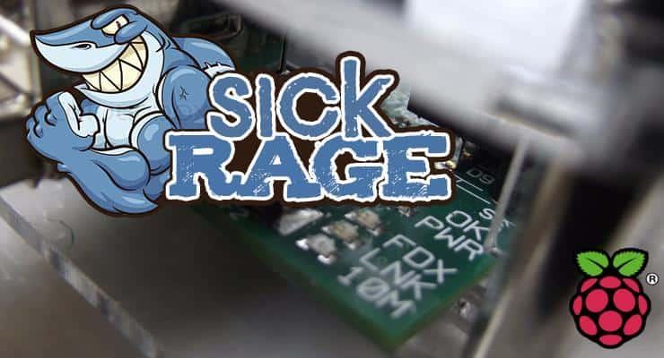 Sickrage Raspberry - Smarthomebeginner