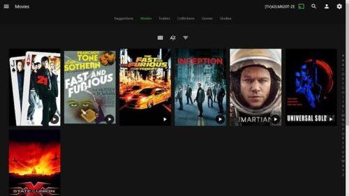 Best Linux media center software - Emy