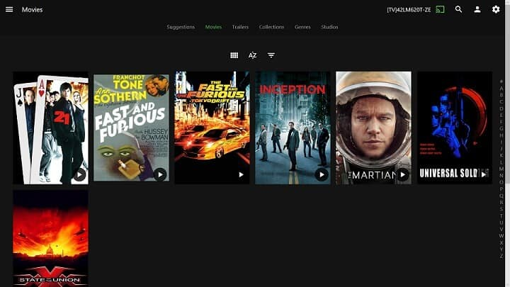 Emby Alternative to Kodi