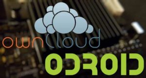 Setup OwnCloud on Odroid C2