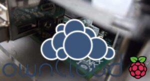 Setup OwnCloud on Raspberry Pi 3