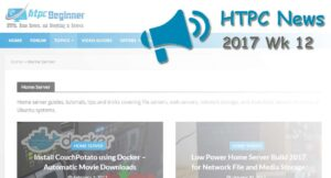 HTPC News Roundup 2017 Wk 12: Netflix Comes to Firefox on Linux, Kodi Windows Store Updates Fail, Best Kodi Sports Addons