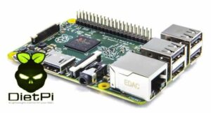 Setup Diet Pi on Raspberry Pi 3 – Lightweight Server OS