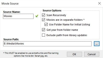 Ember Source Settings