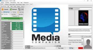 Organize Media with Media Companion