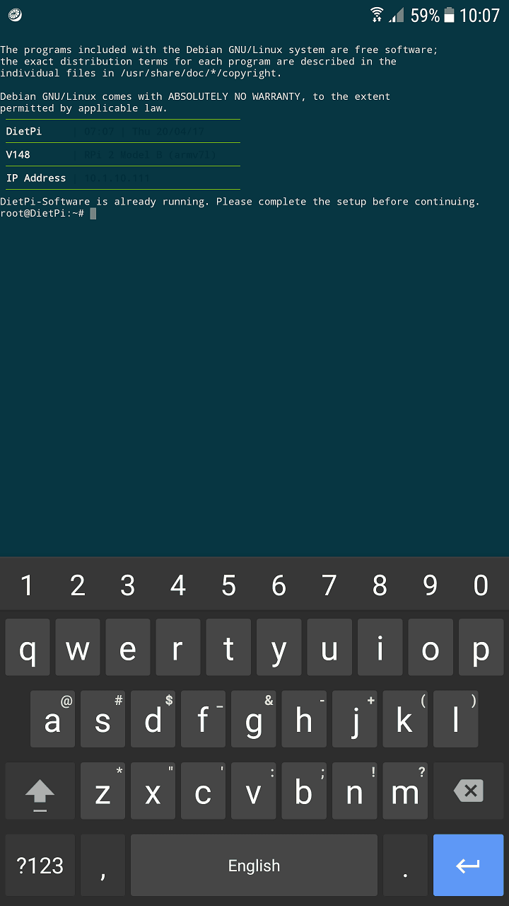 How to Connect via SSH from Your Smartphone using JuiceSSH?
