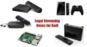 Legal Kodi Box