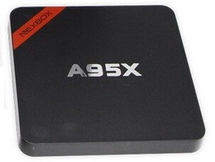 NEXBOX A95X Small Kodi Box