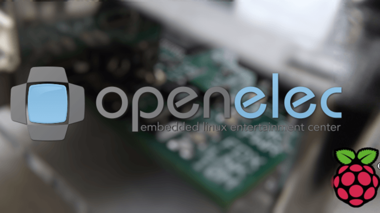 Install OpenELEC on Raspberry Pi 3 - Kodi media center OS