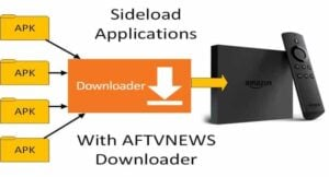 Amazon Downloader Application