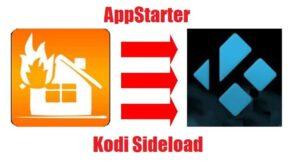 Setup Kodi with AppSatrter