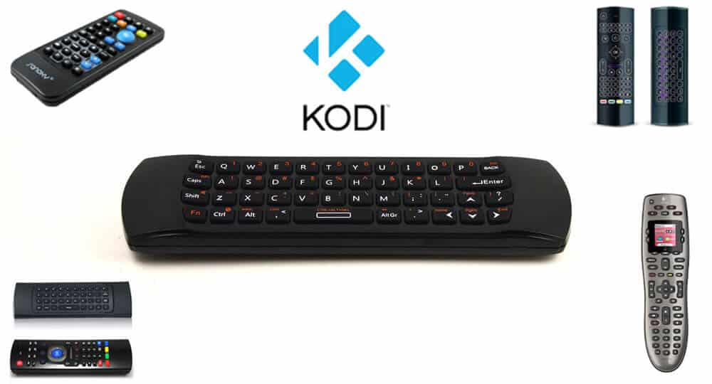 5 Best IR remote controls for Kodi boxes - Fire TV, Android TV