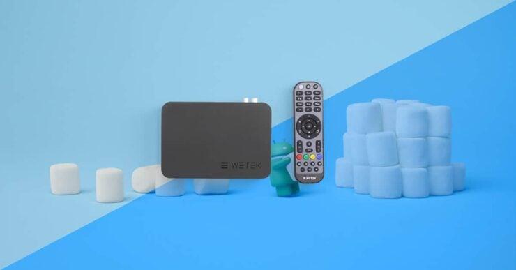 WeTek Play 2 - Best Plex client devices 2018