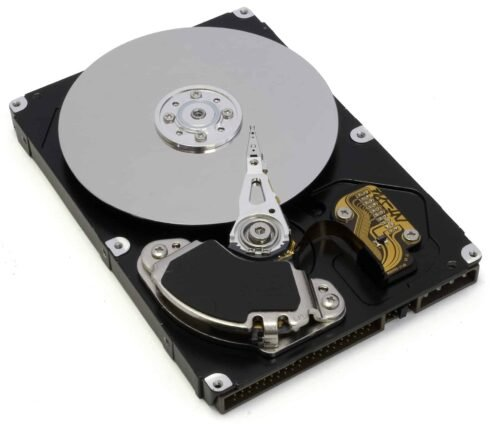 local media storage - internal HDD