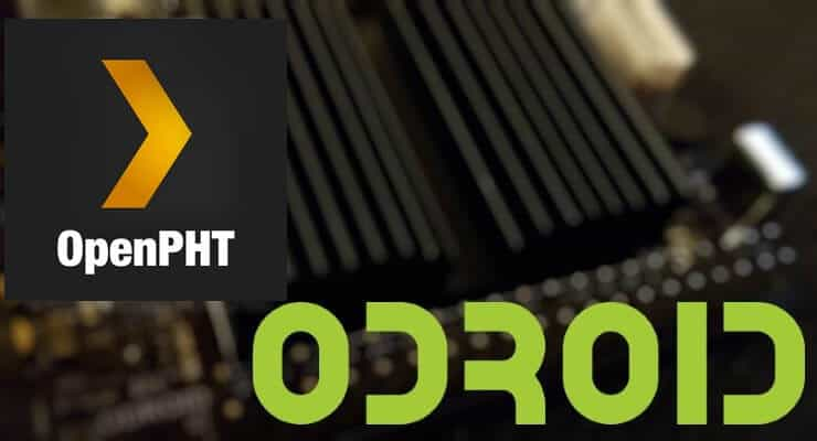 How to install OpenPHT on Odroid C2