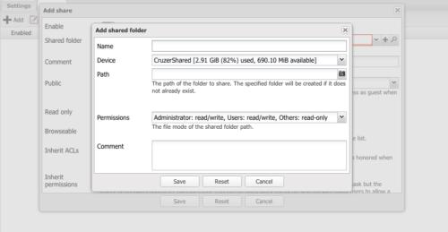 OpenMediaVault Raspberry Pi set up - SMB server using Raspberry Pi