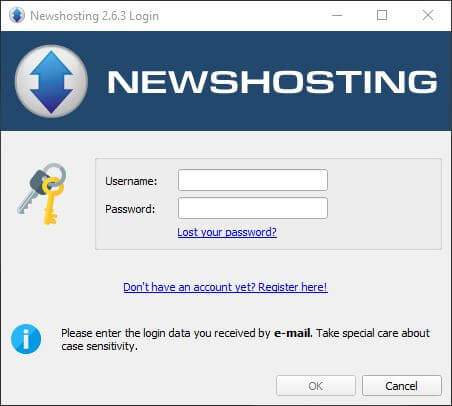 Use your Newshosting credentials to login in the Newsreader - what is usenet