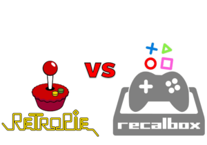 Recalbox Vs Retropie