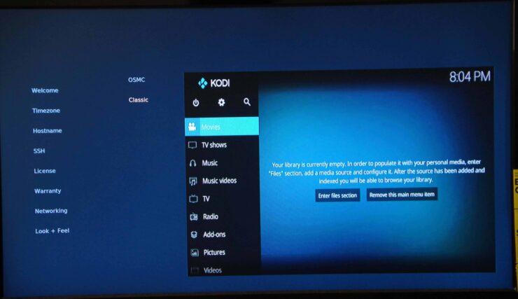 OSMC Vero 4K review - OSMC