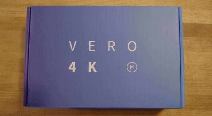 Vero 4K Box Front