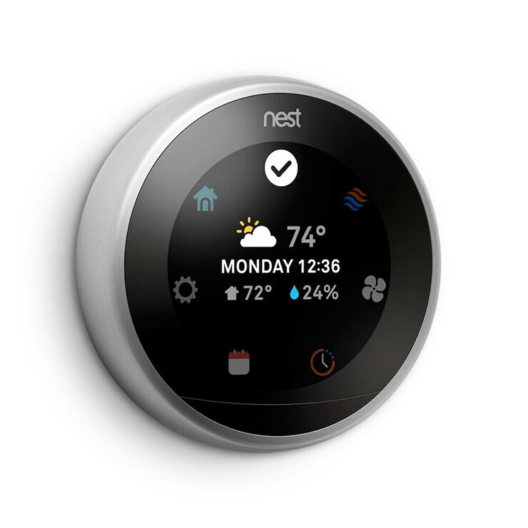 Best smart thermostats 2017 - Nest