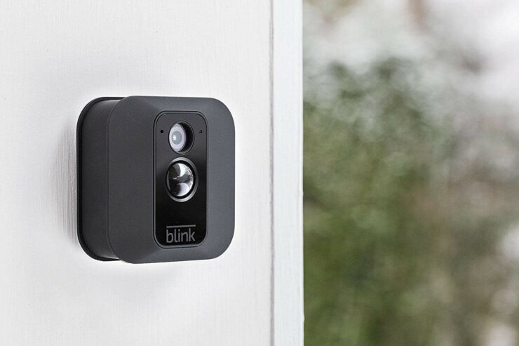 Best wireless outdoor security cameras 2017 - Blink XT