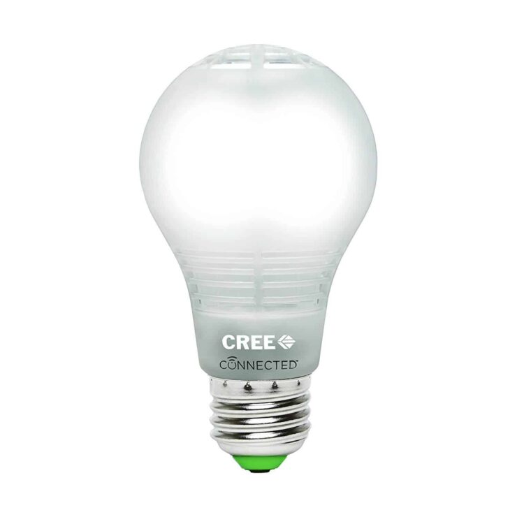 Best Philips Hue Compatible Bulbs 2017 - Cree Connected
