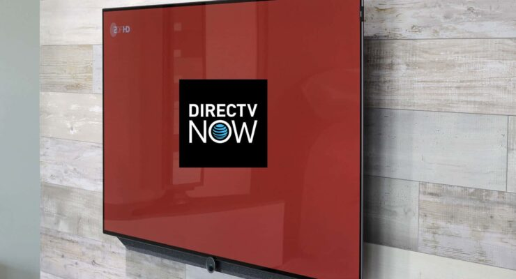 DirecTV Now - watch college football live in 2019