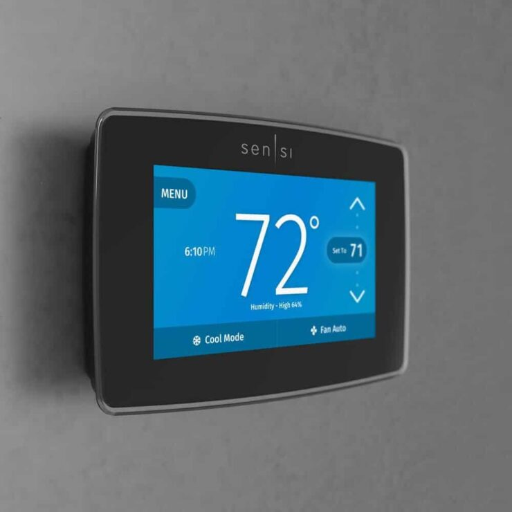 Best smart thermostats 2017 - Sensi
