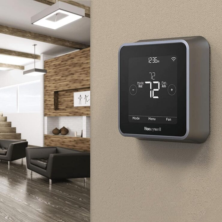 Best smart thermostats 2017 - Honeywell