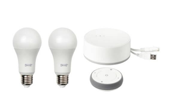 Best Philips Hue Compatible Bulbs 2017 - Ikea Tradfri