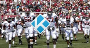 How to stream college football on Kodi - 2017 streaming guide