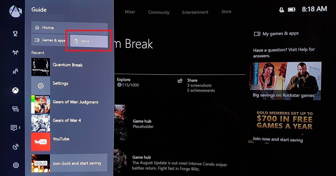 How to install Plex on Xbox One - Use your Xbox One as a