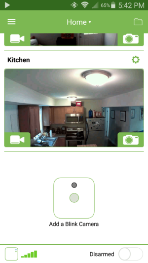 blink camera review - add your cameras How to set up Blink wireless indoor security camera