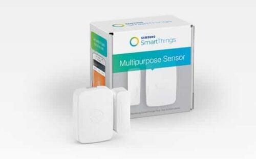 smartthings garage door sensor - Samsung multiupurpose sensor