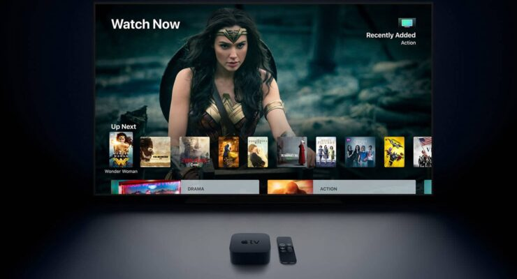 New Apple TV delivers 4K and HDR: Apple TV gets major update