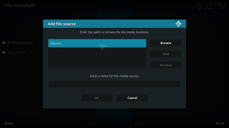 TV Addons is back: How to install the new TV Addons Kodi repo - 8