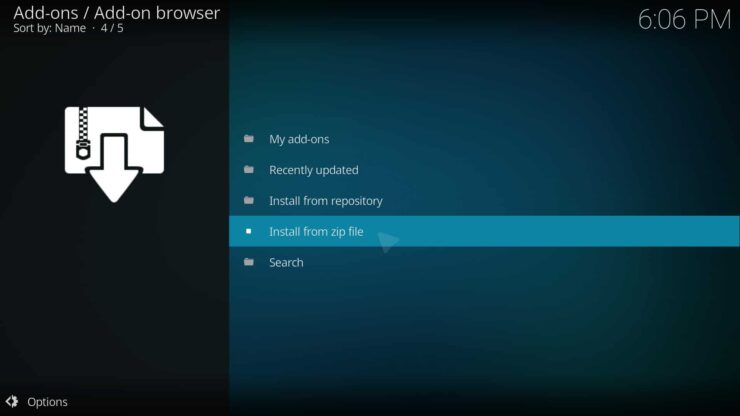 TV Addons is back: How to install the new TV Addons Kodi repo - 14