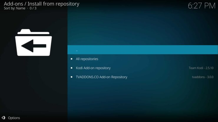 TV Addons is back: How to install the new TV Addons Kodi repo - 18