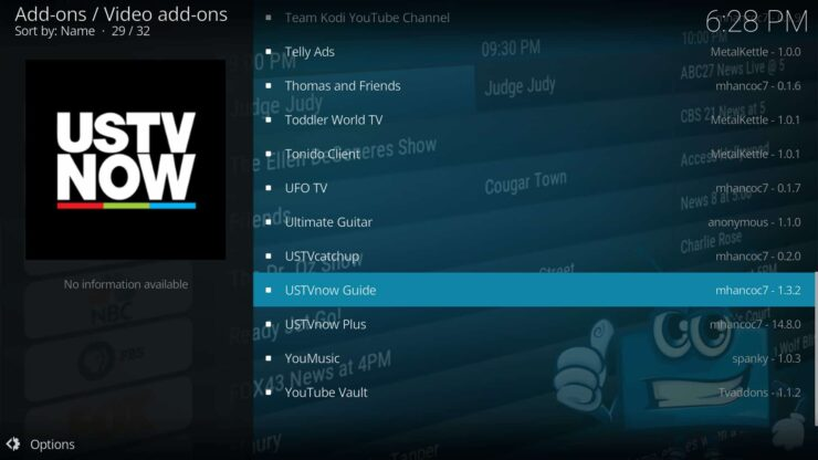 TV Addons is back: How to install the new TV Addons Kodi repo - 20