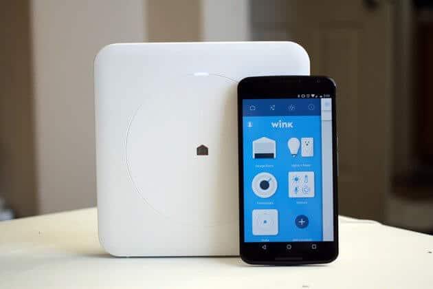 Wink Hub 1 - Smarthomebeginner