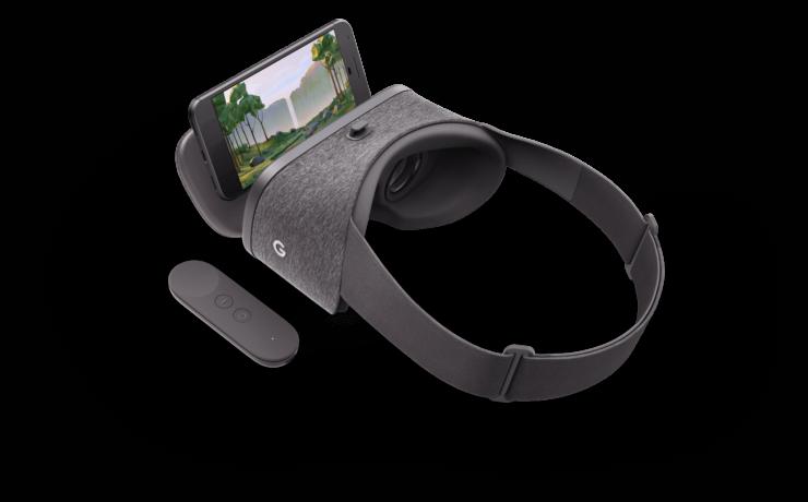 Watch Plex in VR using Daydream - Daydream headset