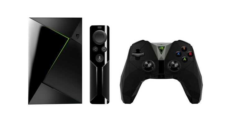 Google Assistant comes to the Nvidia Shield TV - Shield TV console
