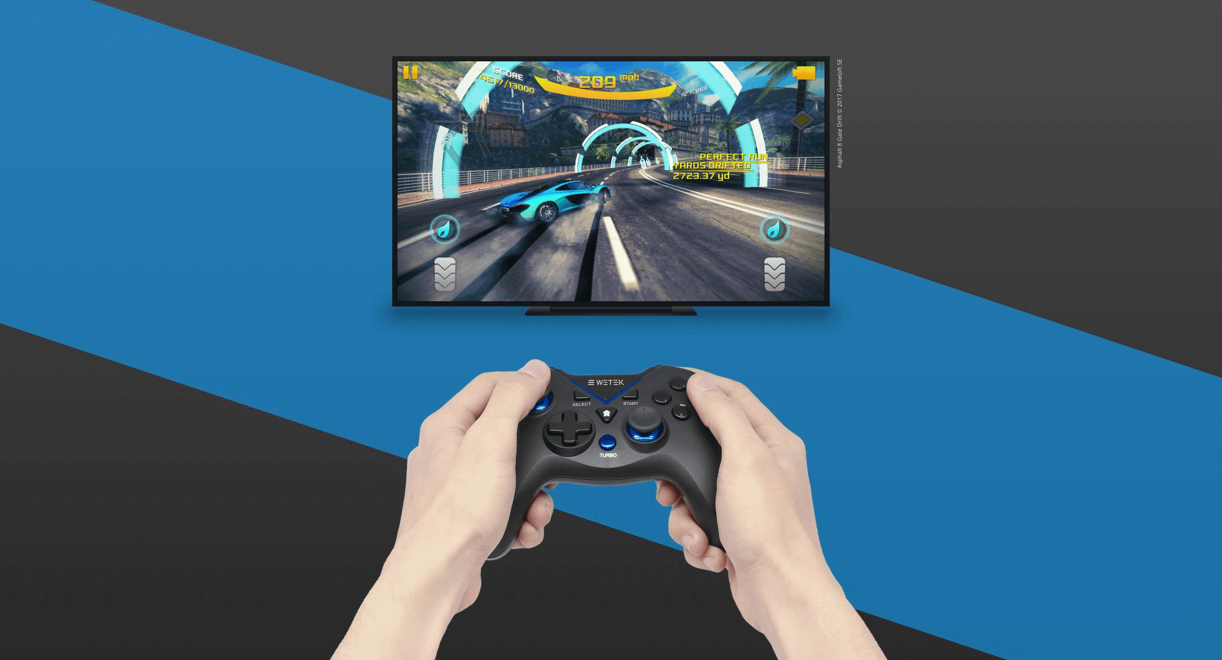Gamepad-Android-Controller-Hero