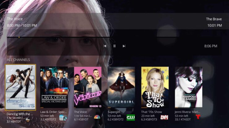 Plex Live TV for Roku - Plex Live TV on Roku