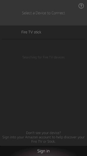 Voice Control Fire TV with Smartphone App