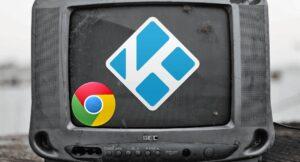 Kodi Chrome launcher hero